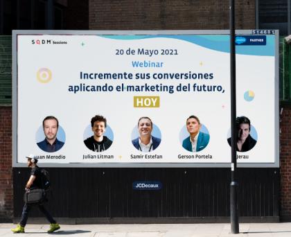Banner - marketing cloud