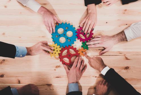Conecte todo su negocio - Negocios conectados